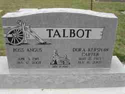 Ross Angus Talbot Sr.