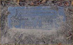 William Wesley Perdue, Jr