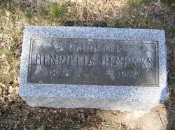 Henrietta Henricks