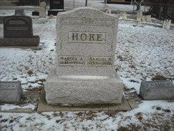Martha Alice <I>Hocker</I> Hoke