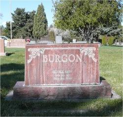Bernice <I>Kemp</I> Burgon