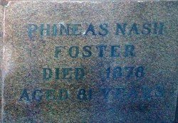 Phineas Nash Foster