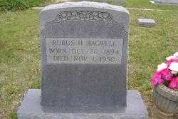 Rufus Henry Bagwell