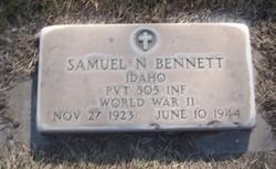 Samuel Niles Bennett
