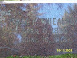 Isaac H. Whealdon