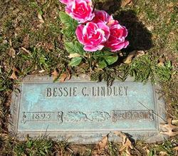 Bessie C. <I>Chapman</I> Lindley