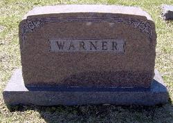 "Martha B ""Mattie"" <I>Smith</I> Warner"