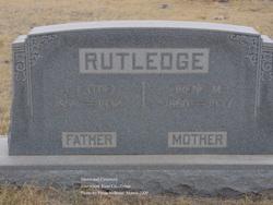 Irene Mae <I>Hamblin</I> Rutledge