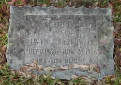 Elizabeth <I>DeVall</I> Barrow