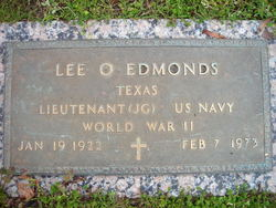 Lee Oswald Edmonds