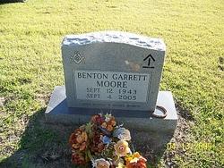 Benton Garrett Moore