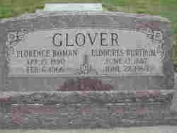 Florence Boman Glover