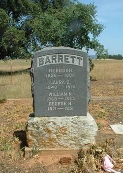 Laura C. <I>Meek</I> Barrett