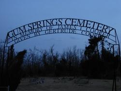 Gum Spring Cemetery