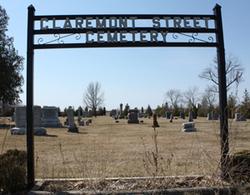 Claremont Street Cemetery