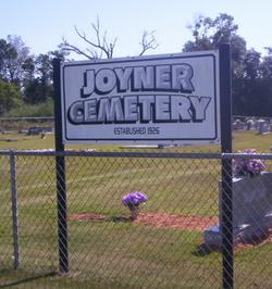Joyner Cemetery