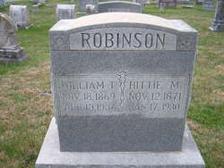 William Thomas Robinson