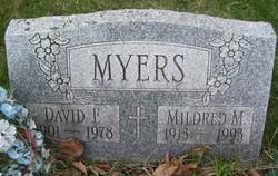 David Felty Myers