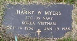 Harry Wilbur Myers