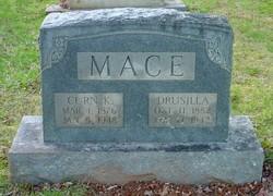 "Margaret Drucilla ""Maggie"" <I>Biddix</I> Mace"