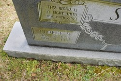 George Washington Swain