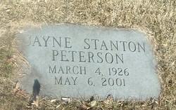 Jayne Reynolds <I>Ketcham</I> Peterson