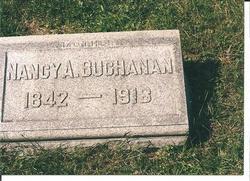 Nancy Alice <I>Van Sickle</I> Buchanan