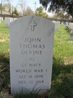 John Thomas Devine