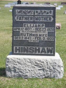 Elijah P. Hinshaw
