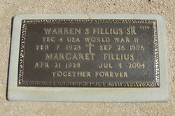 Warren S Fillius, Sr