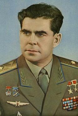Georgi Timofeyevich Beregovoi