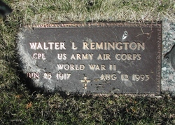 Walter Leroy Remington