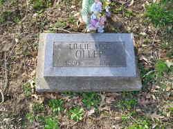Lillie Mae <I>Brown</I> Oller
