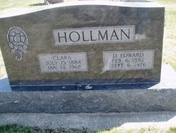 Clara <I>Kreye</I> Hollman
