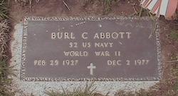 Burl C Abbott