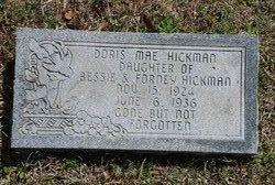 Doris Mae Hickman