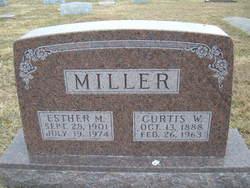 Esther M Miller