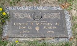 Lester R Matney, Jr