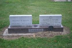 Mildred Mae <I>Paige</I> Taylor