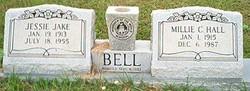 Millie Cressy <I>Hall</I> Bell
