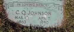 Charles O. Johnson