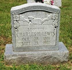 Charles H. Lewis