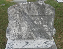 Rachel <I>Ray</I> Giddens