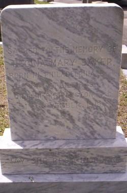 Regina Mary Baker