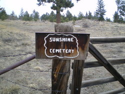 Sunshine Cemetery