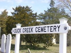 Duck Creek Cemetery
