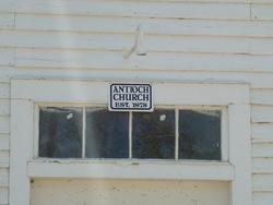 Antioch Church Cemetery
