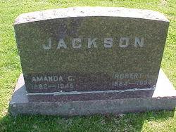Amanda Catherine <I>Clift</I> Jackson