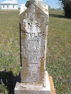Noah Sylvester Boyles