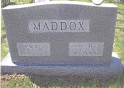 James Ronald Maddox